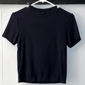 American Apparel - Women's Black T-Shirt